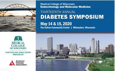 The 13th Annual Diabetes Symposium of Wisconsin